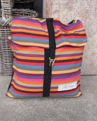 Technicolour Backpack