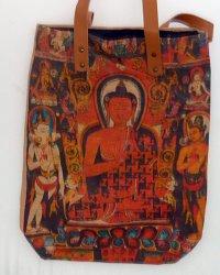Balinese Canvas Bag 4