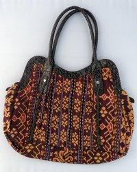 Sumba Ikat Carry Bag 1