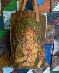 Balinese Canvas Bag 3