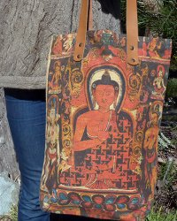 Balinese Canvas Bag 4