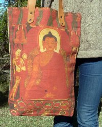 Balinese Canvas Bag 5