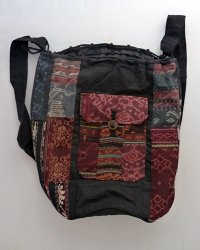 Ikat Bucket Bag 1