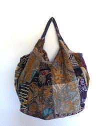 Batik Patchwork Tanaka Bag 4