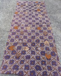 Beautifully Faded Handmade Indonesian Batik