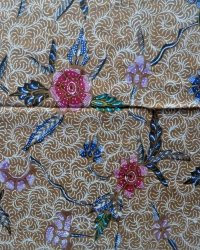 Fully Handmade Indonesian Kain Batik Tuli