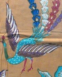 Old Fully Handmade Pekalongan Indonesian Batik