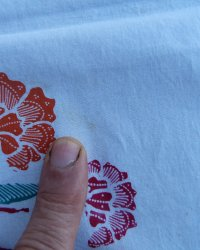 Beautiful Fully Handmade Indonesian Batik Kain Tuli Pekalongan Reproduction of a Oey Soe Tjoen