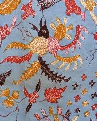 Beautiful Fully Handmade Indonesian Batik Kain Tuli from Pekalongan