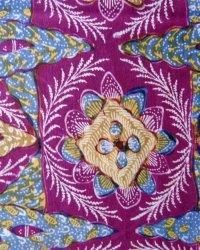 Handmade Indonesian Batik Kain Tuli from Pekalongan