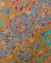 Colourful Handmade Batik Pekalongan Indonesia