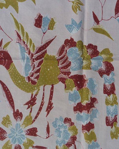 Old Fully Handmade Indonesian Batik