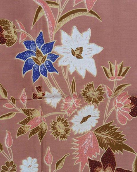 Floral Batik Handmade Pekalongan Indonesian Tuli