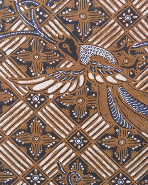 Handmade Indonesian Combination Batik