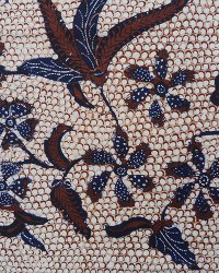 Indonesian Batik Fully Handmade