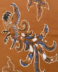 Indonesian Floral Batik Fully Handmade