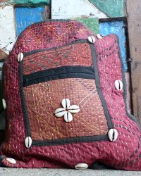 Old Banjarra Textile Shoulder Bag 1