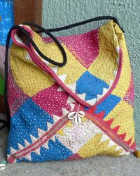 Old Banjarra Textile Shoulder Bag 2