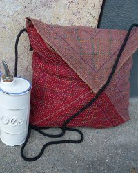 Old Banjarra Textile Shoulder Bag 3