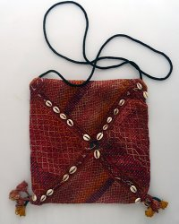 Old Banjarra Textile Shoulder Bag 4