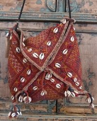Old Banjarra Textile Shoulder Bag 10