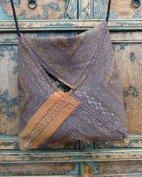 Old Banjarra Textile Shoulder Bag 12