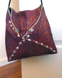 Old Banjarra Textile Shoulder Bag 13