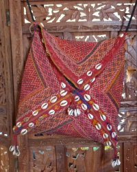 Old Banjarra Textile Shoulder Bag 6