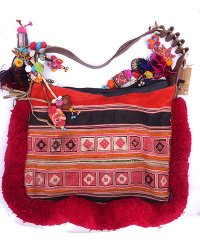 Hmong and Yao Shoulder Bag 1