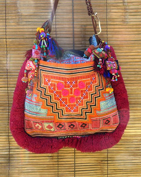 Hmong and Yao Shoulder Bag 2