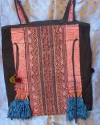 Hmong Large Carry Bag 6