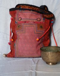 Hmong Large Carry Bag 1