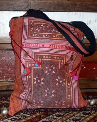 Hmong Large Carry Bag 2