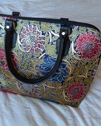 Tibetan Brocade Handbag 1