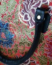 Tibetan Brocade Handbag 3