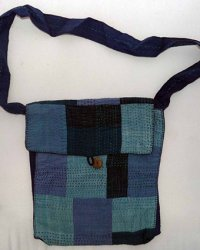 Udaipur Blue Shoulder Bag