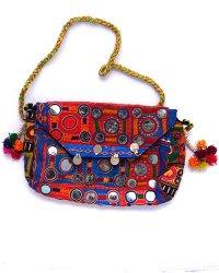Lambani Small Shoulder Bag/Clutch 1