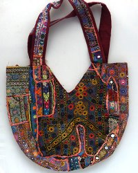 Rajasthan Embroidered Bag 36
