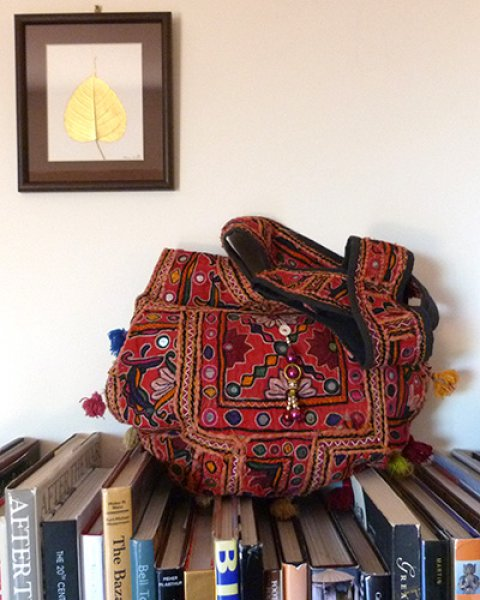 Rajasthan Embroidered Bag 40