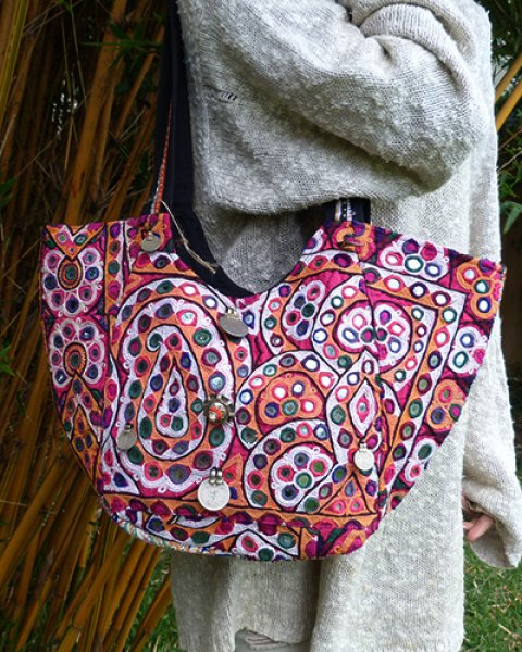Rajasthan Embroidered Bag 45