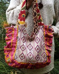 Rajasthan Embroidered Bag 47