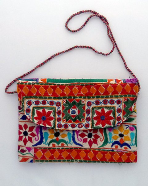 Rajasthan Embroidered Bag 58