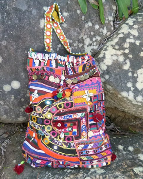 Rajasthan Embroidered Bag 65