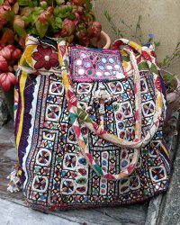 Rajasthan Embroidered Bag 68