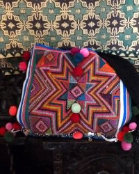Akha Small Shoulder Bag 3