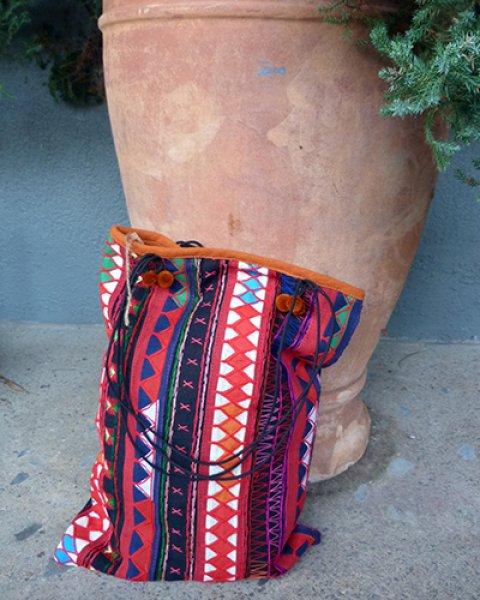Akha Hill Tribe Bag Black
