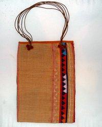 Akha Hill Tribe Bag Brown