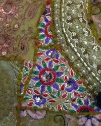 Bundi Embroidered Carry Bag 5