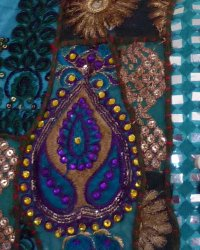 Bundi Embroidered Carry Bag 6