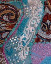 Bundi Embroidered Carry Bag 7